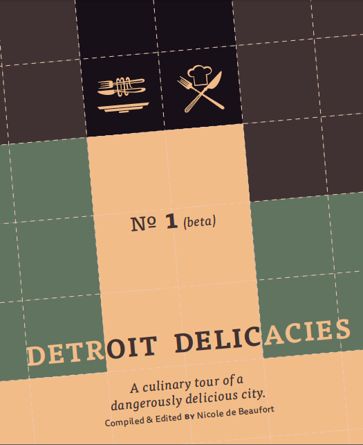 Sharing a taste of Detroit
