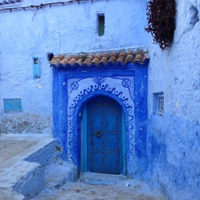 Why is Chefchauoen blue? And other questions about Morocco.